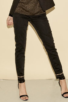 Mos Mosh - Sumner Glam Jeans Black Denim