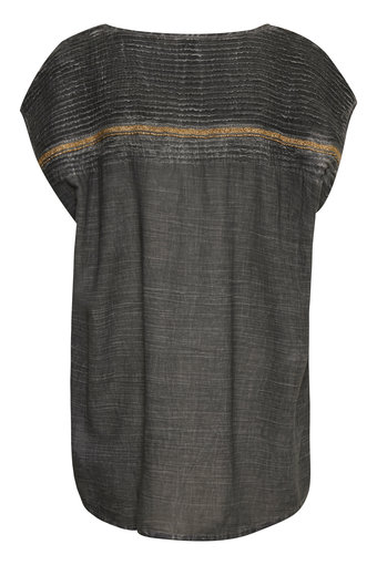 Culture - Soulme Blouse Laundrey Grey