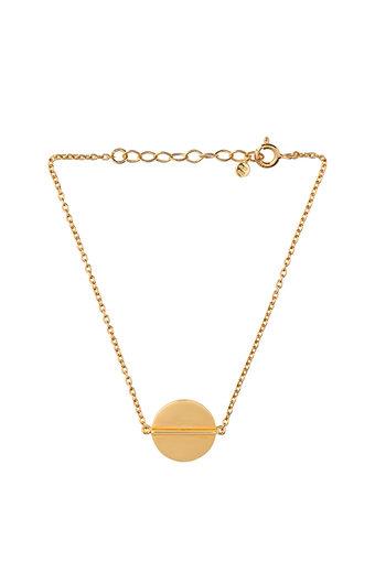 Pernille Corydon - Eclipse Bracelet Goldplated