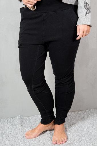 Santa Ni - Santosha Baggy Pants Svart