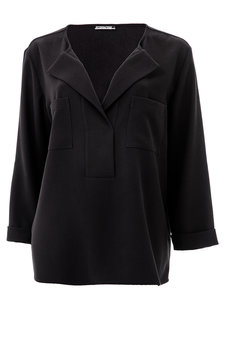 Frontrow - Vivien Blouse Black