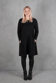 Isay - Larissa Dress Black