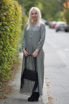 my Sunday Morning - Lynn Dress Celeste