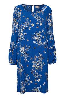 Cream - Bella Dress Galaxy Blue