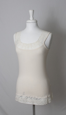 Cream - Florence Top Milky Sand