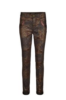 Mos Mosh - Naomi Glam Mosaic Pant Cobber