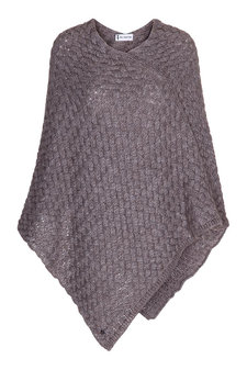 Tif-Tiffy - Marvin Poncho Taupe