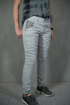 Mos Mosh - Linton Pants Cold Grey