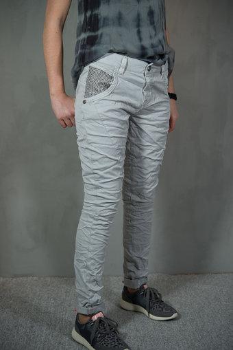 Mos Mosh - Linton Pants Cold Grey