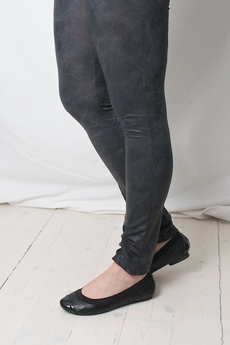 Cream - Adda Legging Antracite 30% REA