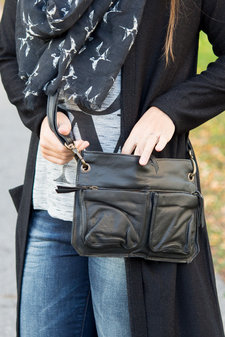 Dixie - Egersund Bag Small Black