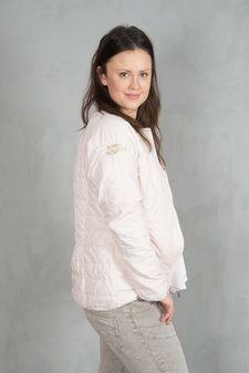 Tina  Wodstrup - Jacket Light Pink