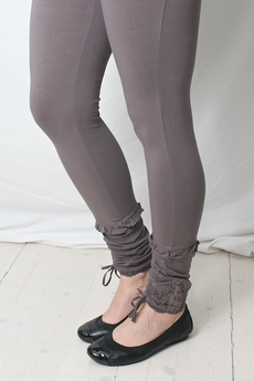 Cream - Denise Legging Plum Kitten