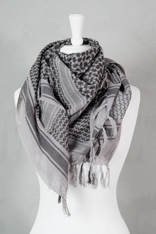 DHIPT - Scarf Partisaner Grey