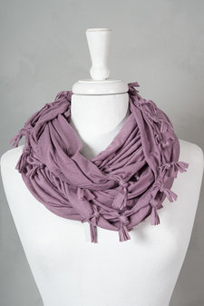 DHIPT - Scarf Heather
