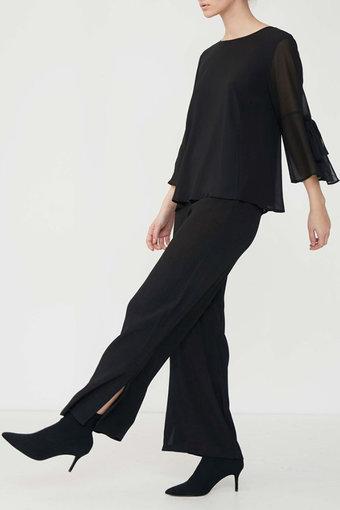 Isay - Reem New Pant Black