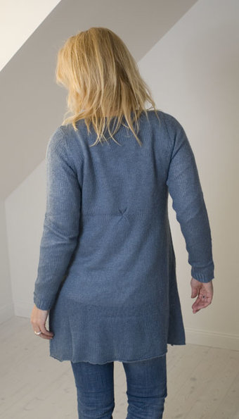Kaffe - Cardigan Monica Blue Haze