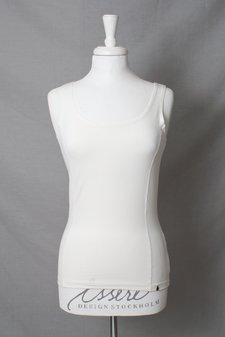 Nü - Top Sleeveless Creme