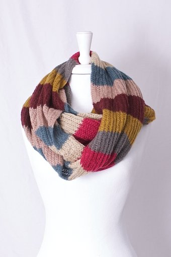 Culture - Tasmin Scarf Multi Mix