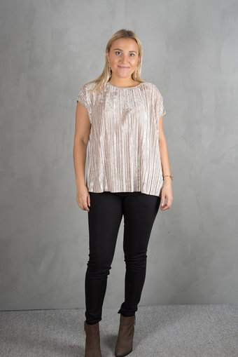 Culture - Champagnie Blouse Champagne