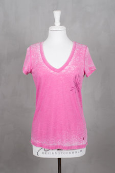 Pieszak - Sanuva Basic Tee Flash Pink