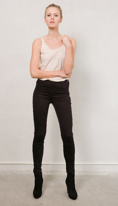 Vintage by Fé - Laura Trousers Black 50% REA