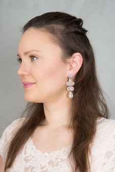 Lily and Rose - Earring Miss Kate Silk