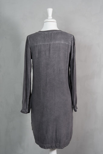 Pieszak - Zen Sequin Dress Castlerock Grey