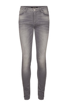 Mos Mosh - Jade Cosy Jeans Light Grey Denim