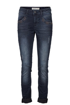 Mos Mosh - Naomi Deco Jeans Blue Black Denim