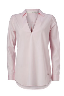 Pieszak - Anette Solid Shirt Rose