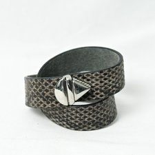 Frontrow Living - Pouw Bracelet Double Python