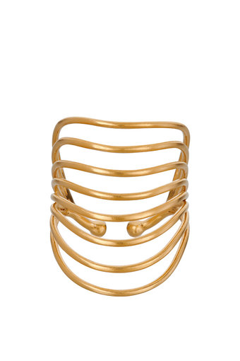 Pernille Corydon - Silhouette Ring Goldplated