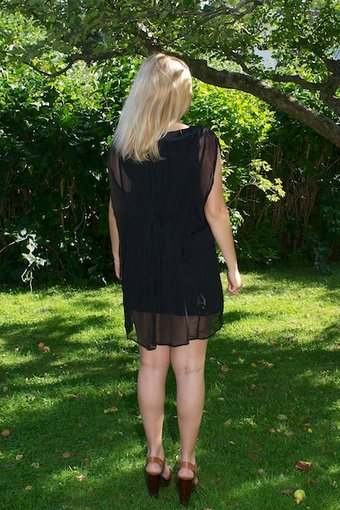 Kaffe - Sanne Tunic Black Deep