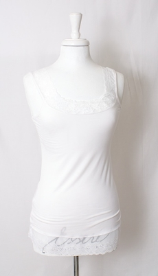 Cream - Top Florence Optical white