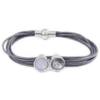 VÅGA - Ynes Thread Bracelet Dim Blue