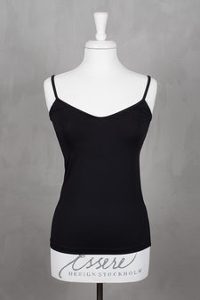 Rosemunde - Strap top Black