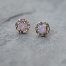 Lily and Rose - Earring Miss Miranda Rose water opal