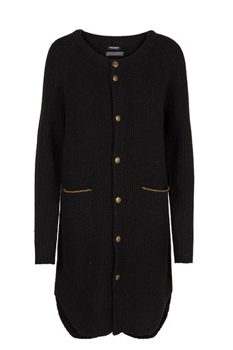 Mos Mosh - Lauren Cardigan Black