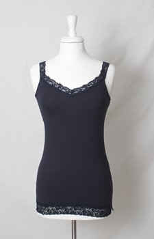 by Ti Mo - Basic Lace China Blue