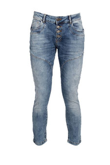 Isay - Roma 7/8 Jeans Spring Blue Denim