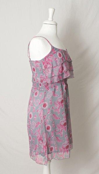 ReMind - Klänning Fatiha Grey Pink