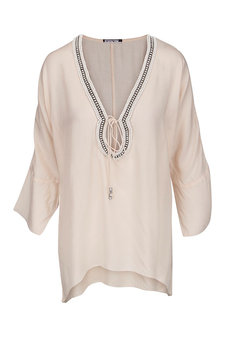 Frontrow - Swinx Blouse Swinx Blouse Pale pink