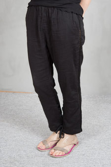 my Sunday Morning - Parker Pants Black