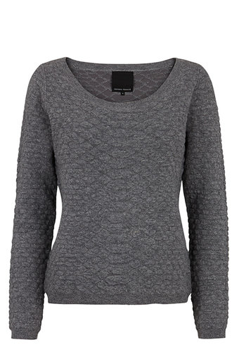 Second Female - Epic Knit Grey Melange