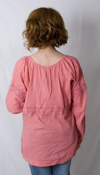 Kaffe - Veronica Blouse Spring Rose