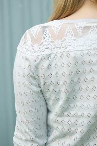 Culture - Tomine Knit Cardigan Moonstruck