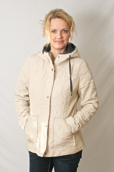 Cream - Ellie Jacket Spring Tan 50% REA