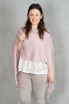 Tif-Tiffy - Victoria Poncho Rose