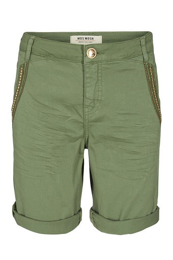 Mos Mosh - Etta Shine Shorts Army